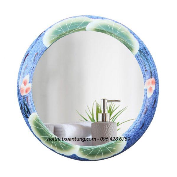 Lavabo sứ cây LPTF016