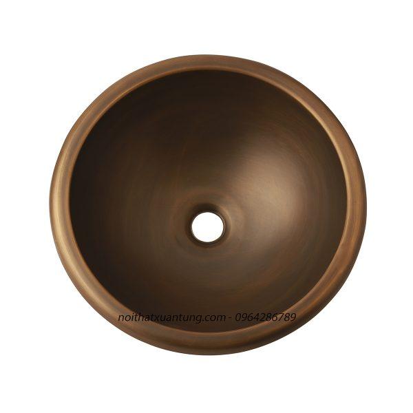 Lavabo bằng đồng LCA319