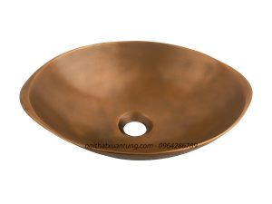 Lavabo bằng đồng LCA048