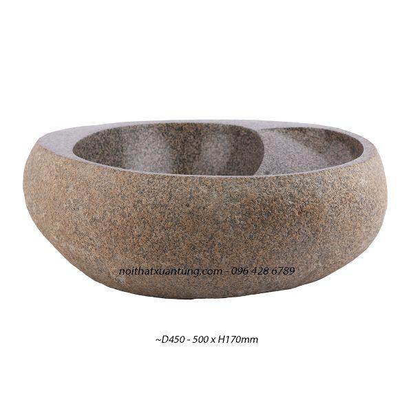 Lavabo đá cuội LSC02-01