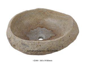 Lavabo đá cuội LSC04-07