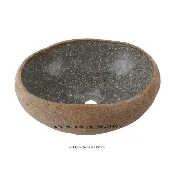 Lavabo đá cuội LSC04-15