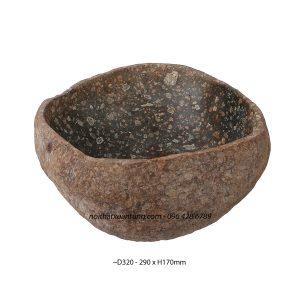 Lavabo đá cuội LSC04-26
