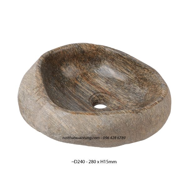 Lavabo đá cuội LSC04-28