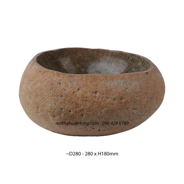 Lavabo đá cuội LSC04-29