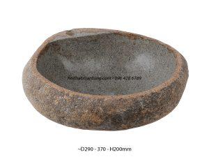 Lavabo đá cuội LSC03-01