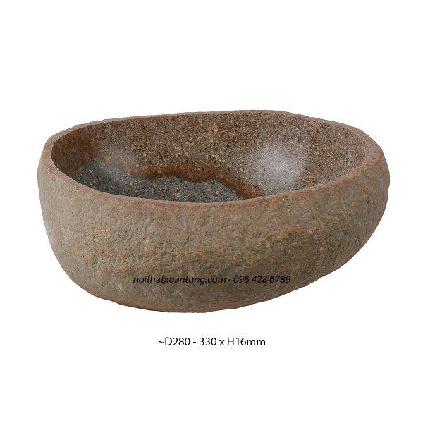 Lavabo đá cuội LSC04-14