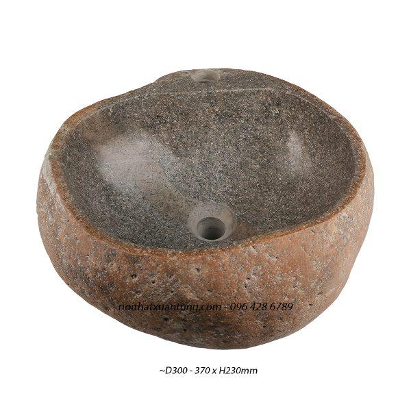 Lavabo đá cuội LSC03-07