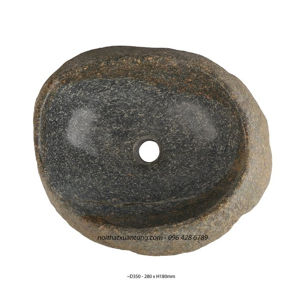 Lavabo đá cuội LSC04-27