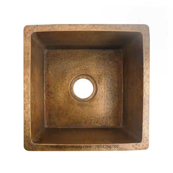Lavabo bằng đồng LCA157