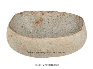 Lavabo đá cuội LSC04-01