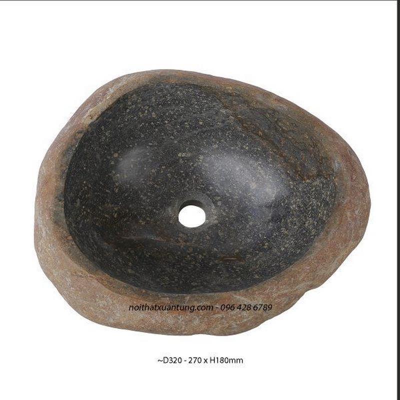 Lavabo đá cuội LSC04-09