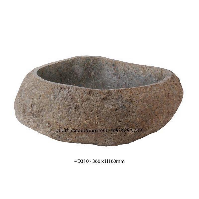 Lavabo đá cuội LSC04-10