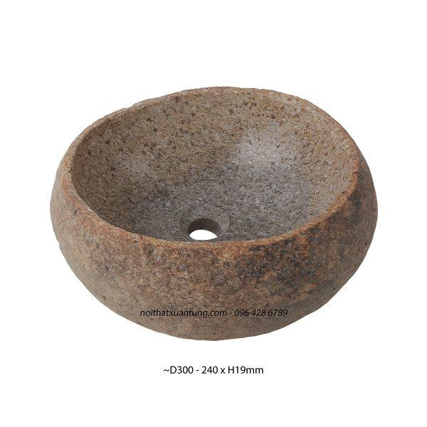 Lavabo đá cuội LSC04-36