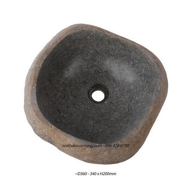 Lavabo đá cuội LSC04-37