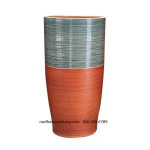 Lavabo sứ cây LPT040