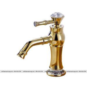 Vòi nước đồng thau HTTY021