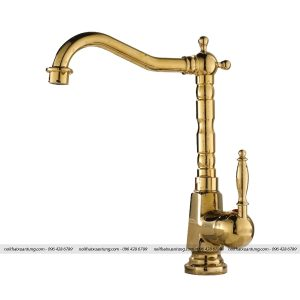 Vòi nước đồng thau HTTY027