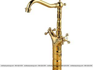 Vòi nước đồng thau HTTY025