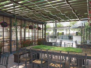 Aquaria Garden Cafe