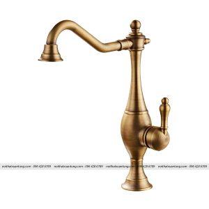 Vòi Rửa Bát Âm Bàn DWF06