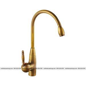 Vòi Rửa Bát Âm Bàn DWF01