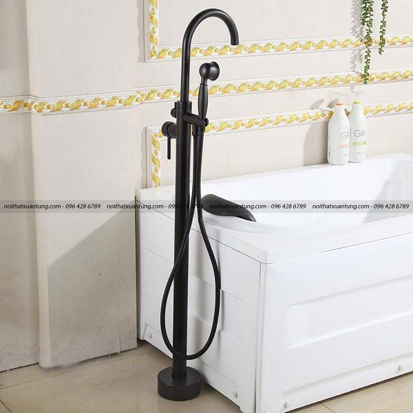 Bộ Vòi Hoa Sen Đứng Cho Bồn Tắm STF06